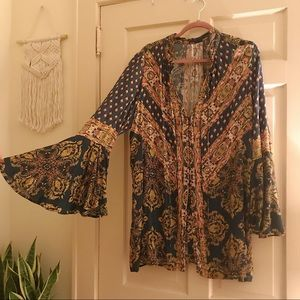 Free People Magic Mystery Tunic MAKE AN OFFER!